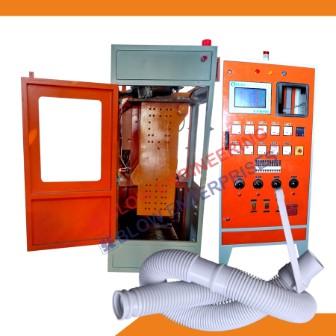Long Mold Platen Plastic Blow Molding Machine