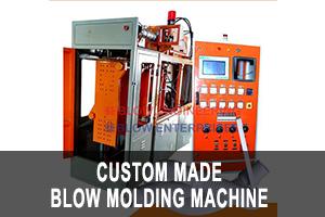 custom made blow molding machine